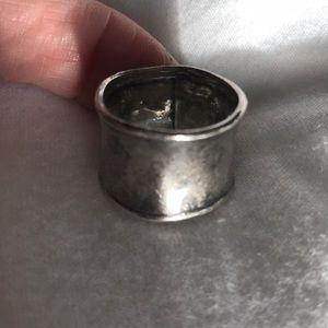 Silpada silver ring
